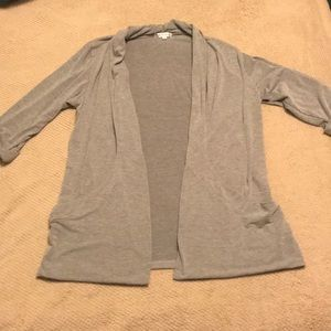 Cardigan with pockets!